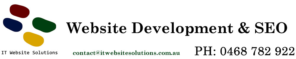 IT Website Solutions Header